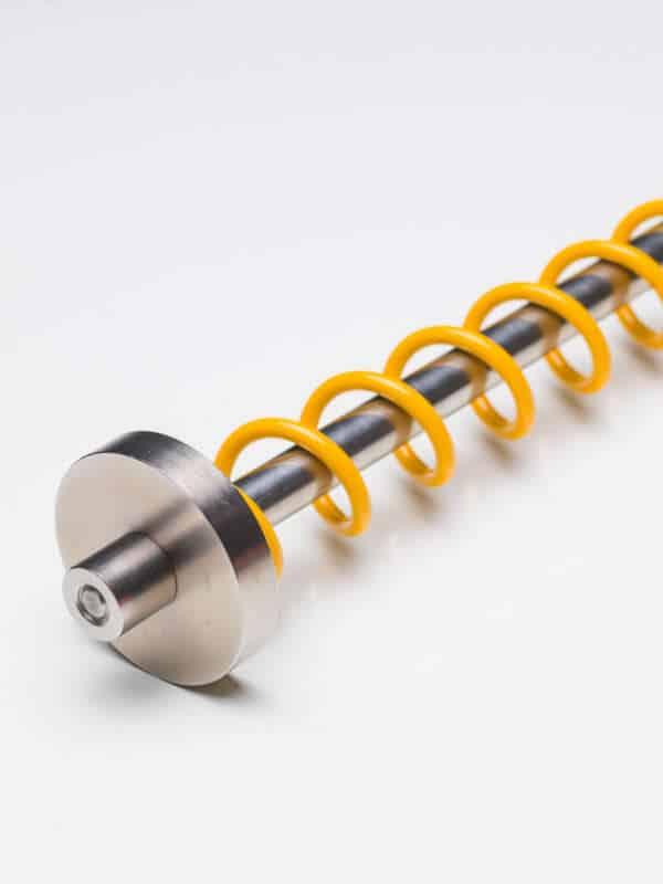 Zebedee Any Angle Hanging Rail - Giallo - Immagine del prodotto