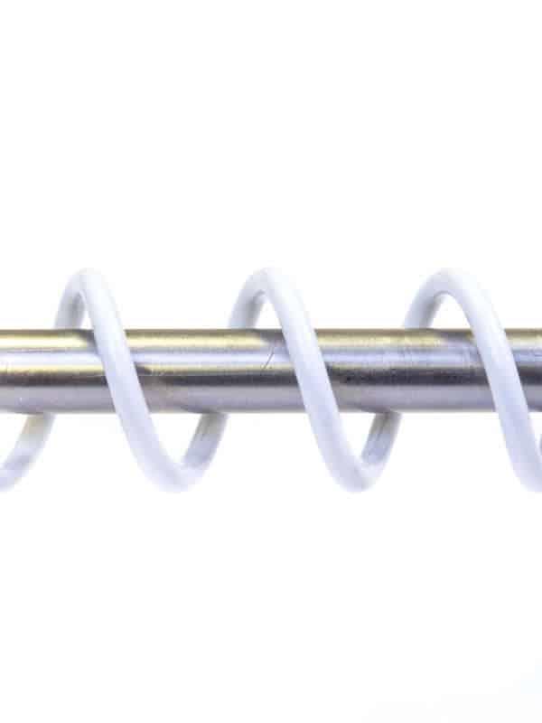 Zebedæus Enhver vinkel hængende jernbane - Hvid - Produktbillede - Zoomet